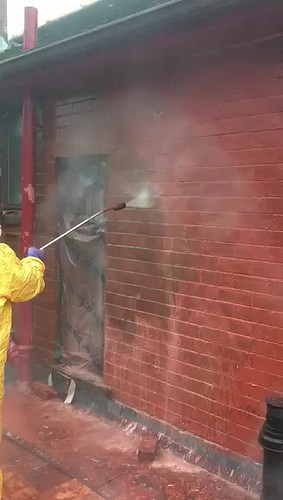 Paint Removal brick cleaning and pointing Leeds (10)
