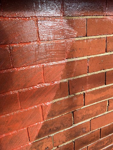 Paint Removal Cleaning Bricks Back2brick Reclaiming Your Home