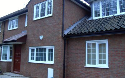 Brick Cladding option after stone cladding removed London area